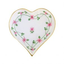 Herend PBGP Heart-shaped dish